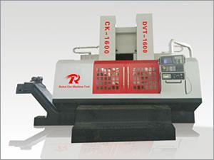 CK160数控单柱双梁立式机床